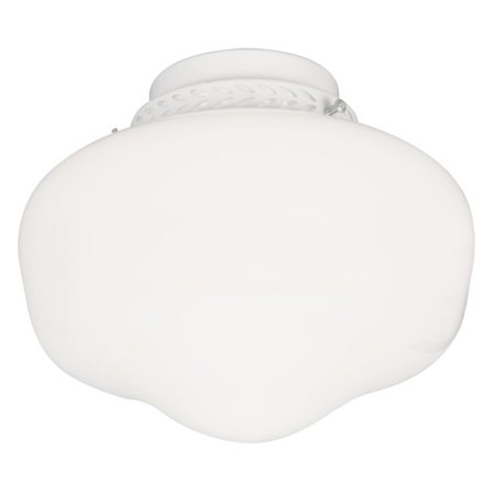 - Craftmade LK3CFL 1-Light Bowl Fan Light Kit