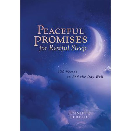 Peace Promises for Restful Sleep : 100 Verses to End the Day