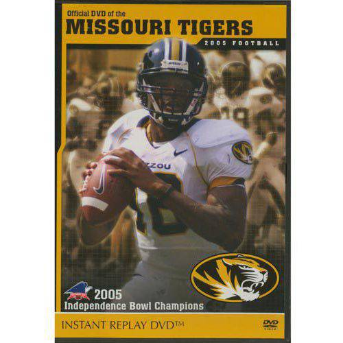 Missouri Tigers 2005 Football: 2005 Independence Bowl Champions