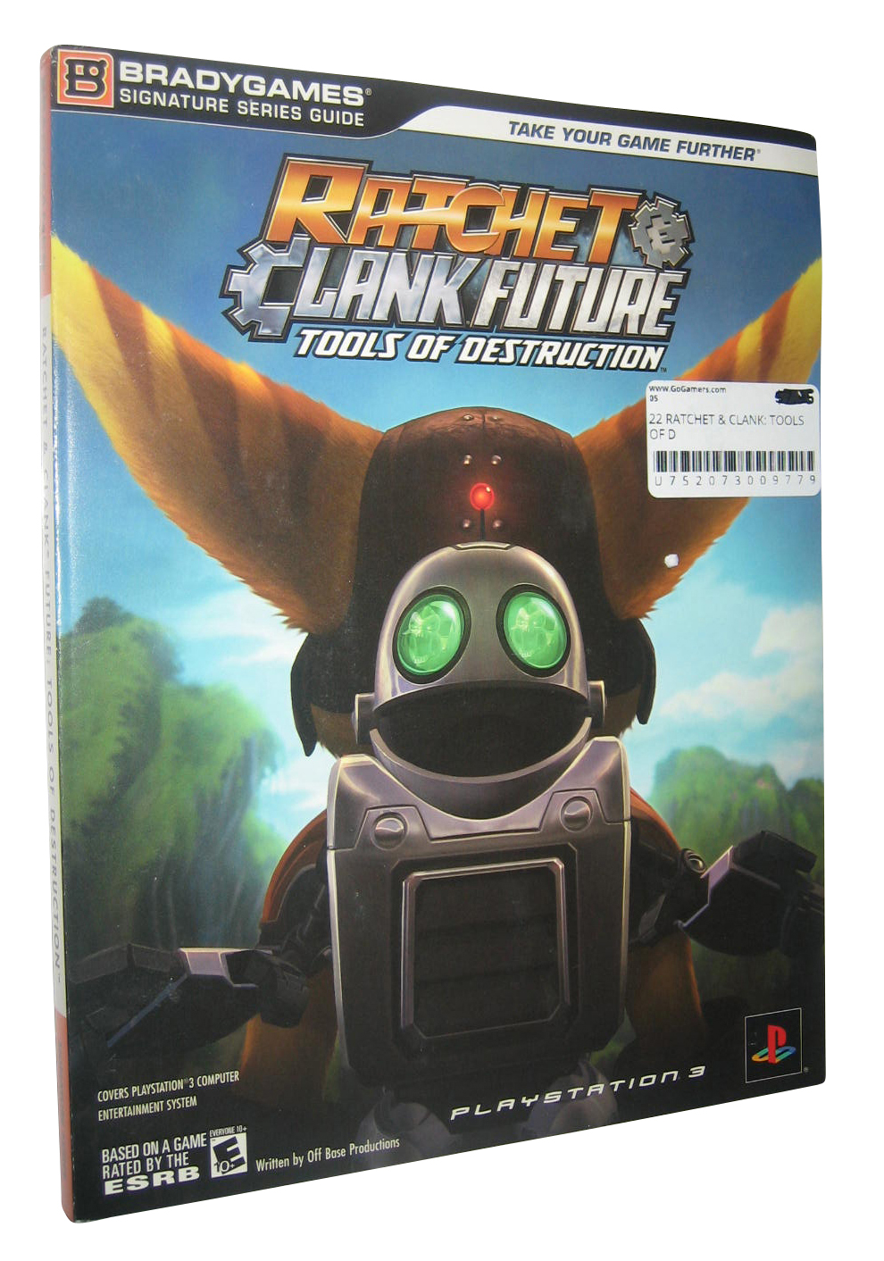 Ratchet Clank Future Tools Of Destruction Signature Strategy