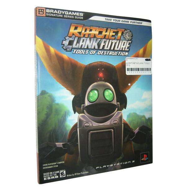 ratchet clank future tools of destruction walkthrough