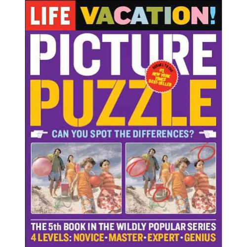 Life Picture Puzzle Vacation