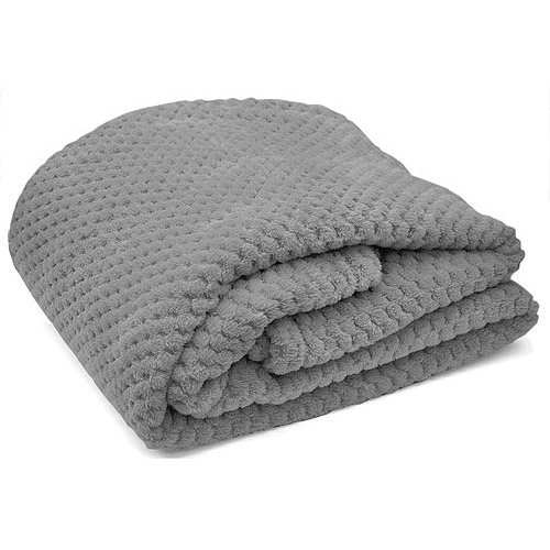 Mainstays Textured Blanket