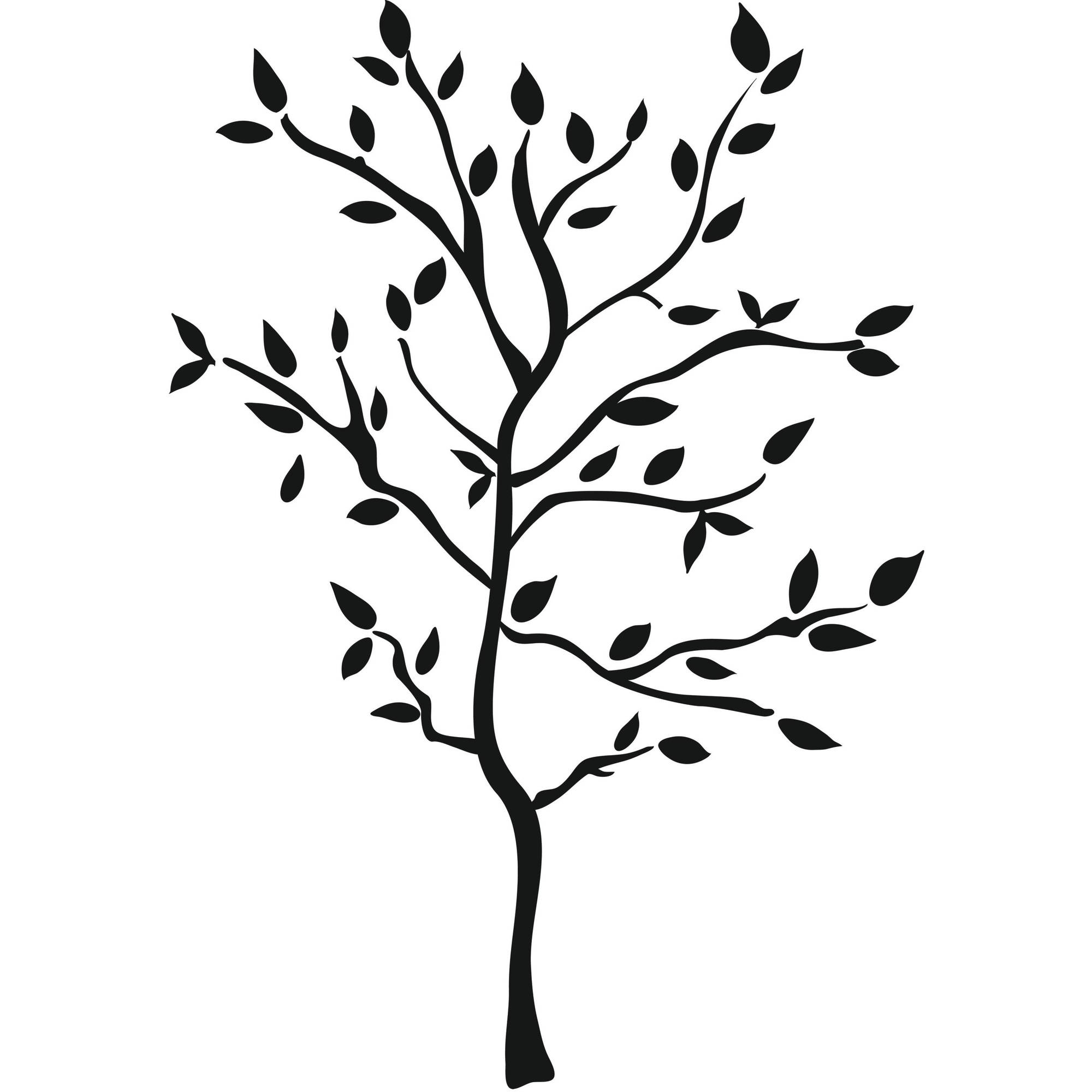 Tree Branches Peel And Stick Wall Decals   Walmart.com