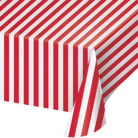 Circus Themed Party (Creative Converting Circus Party Plastic Tablecover All Over Print, 54