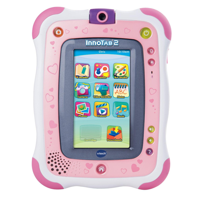 VTech InnoTab 2 Learning App Tablet, Pink