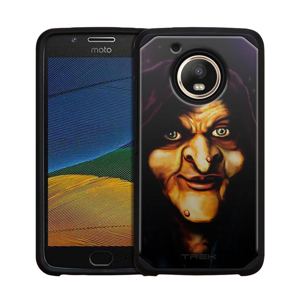 Motorola Moto E4 Hybrid Slim Case - Witch