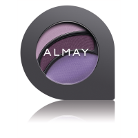 Almay Intense I-Color Party Brights All Day Wear Powder Eye Shadow, 0.2 Oz, For Brown Eyes
