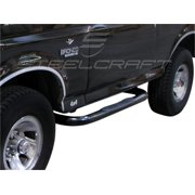 Steelcraft Automotive 211077 STC211077 80-96 BRONCO/F-SERIES PU STD CAB 3IN NERF BAR SS