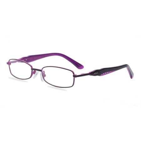 Barbie Girls Prescription Glasses, Glam Blk/Purple