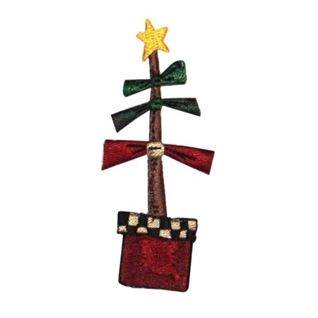 Charlie Brown Christmas Tree Image.Id 8174a Charlie Brown Christmas Tree Patch Plant Embroidered Iron On Applique