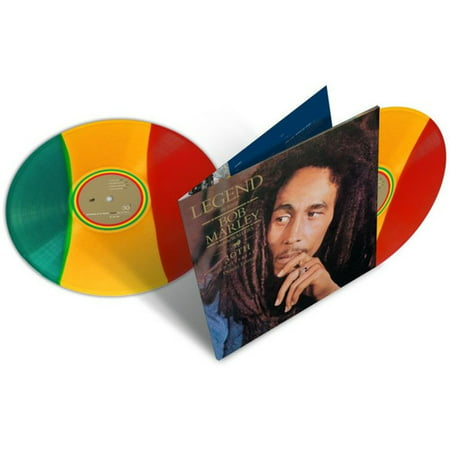 Bob Marley - Legend: 30th Anniversary Edition - (Legend The Best Of Bob Marley And The Wailers Zip)