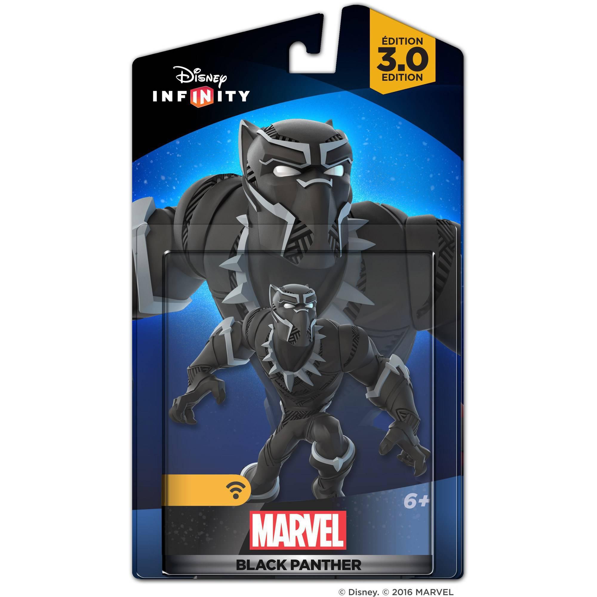 Disney Infinity 3.0 MARVEL Black Panther Figure (Universal) by Disney