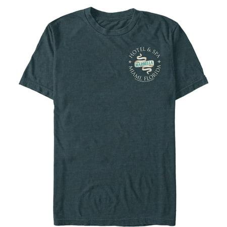 Jane the Virgin Men's Marbella Hotel Logo T-Shirt