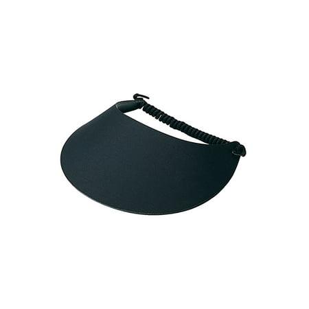Top Headwear Fabric Foam Visor](Foam Visors)