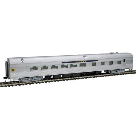 Walthers HO Scale 85' Budd Diner Passenger Car Alaska Railroad/ARR