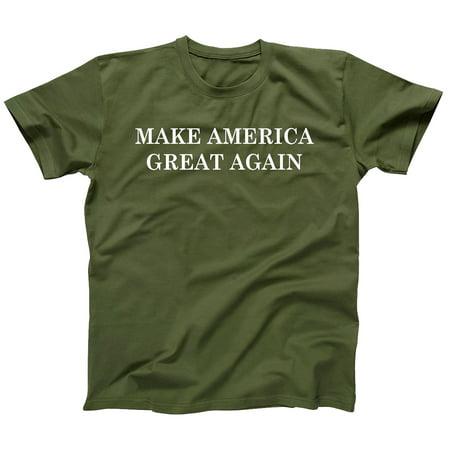 Make America Great Again Donald Trump President 2016 Adult