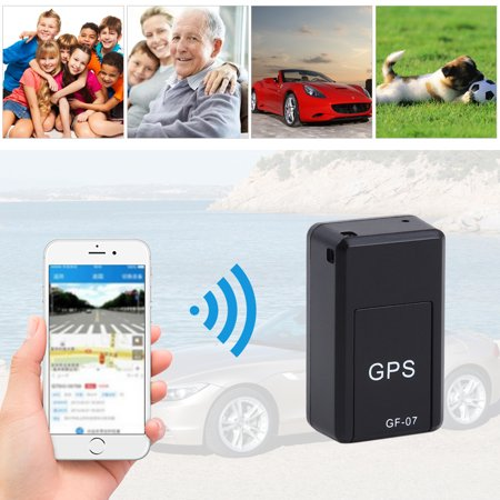 Mini Real-time Portable GF07 Tracking Device Satellite Positioning Against Theft for Vehicle,person and Other Moving Objects