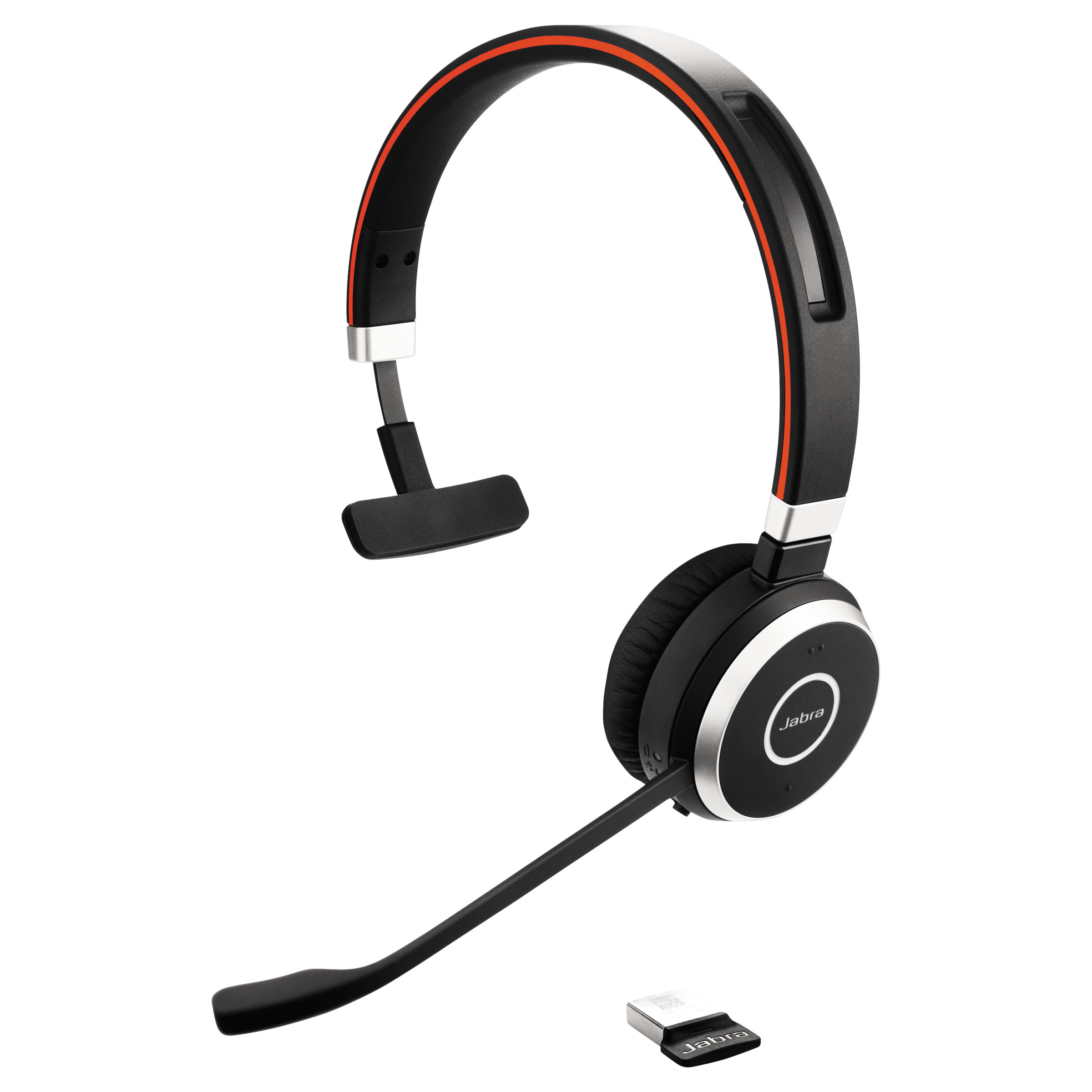 Jabra EVOLVE 65 UC Monaural Over-the-Head Headset