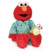 GUND Elmo Bedtime with Light-Up Flashlight
