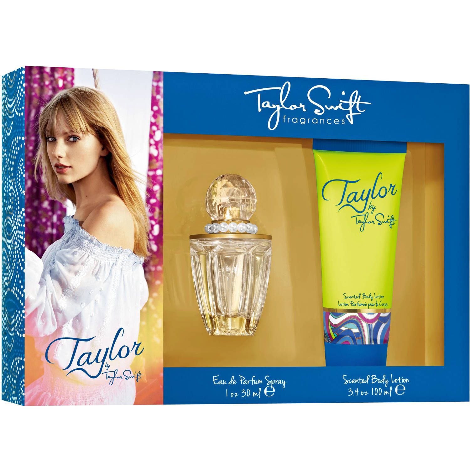 Taylor Swift Taylor Set for Women, 2 pc