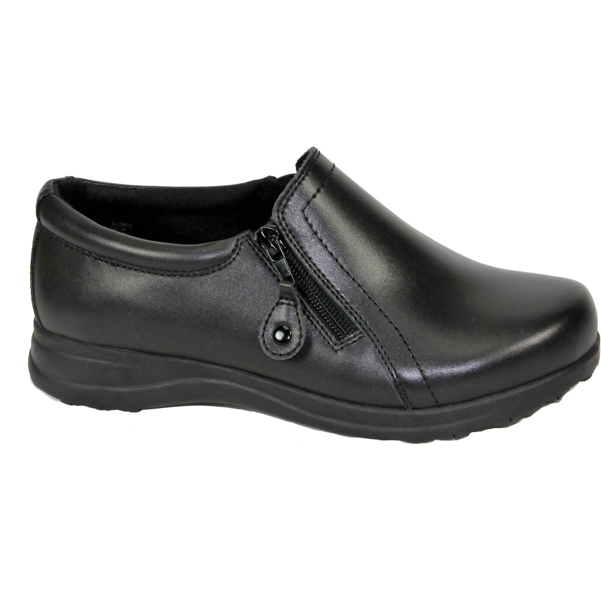 50f9742aae0 Dr. Scholl s Shoes - Dr. Scholl s Men s Griff Wide Width Slip Resistant  Casual Shoe - Walmart.com