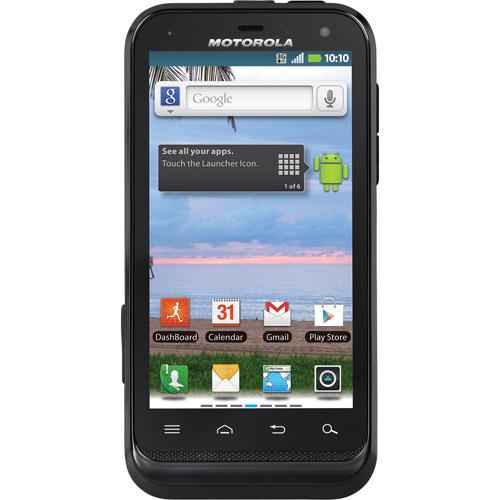Straight Talk Motorola Defy Cell Phone