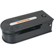 SYLVANIA STT008USB BLACK PC Encoding USB Turntables (Black)