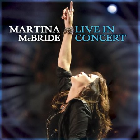 Martina Mcbride: Live In Concert [Bonus DVD] [Limited Edition] (CD) (Limited
