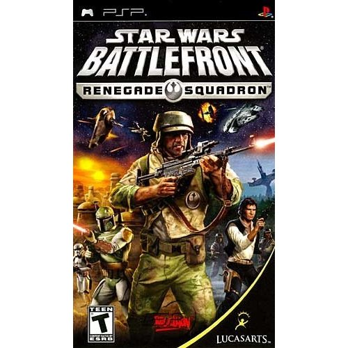 Refurbished Star Wars Battlefront: Renegade Squadron Sony PSP
