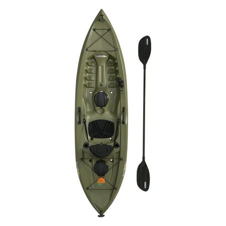 Lifetime Tamarack Angler 10 ft Fishing Kayak (Paddle Included), 90818 Epic Kayak Paddles