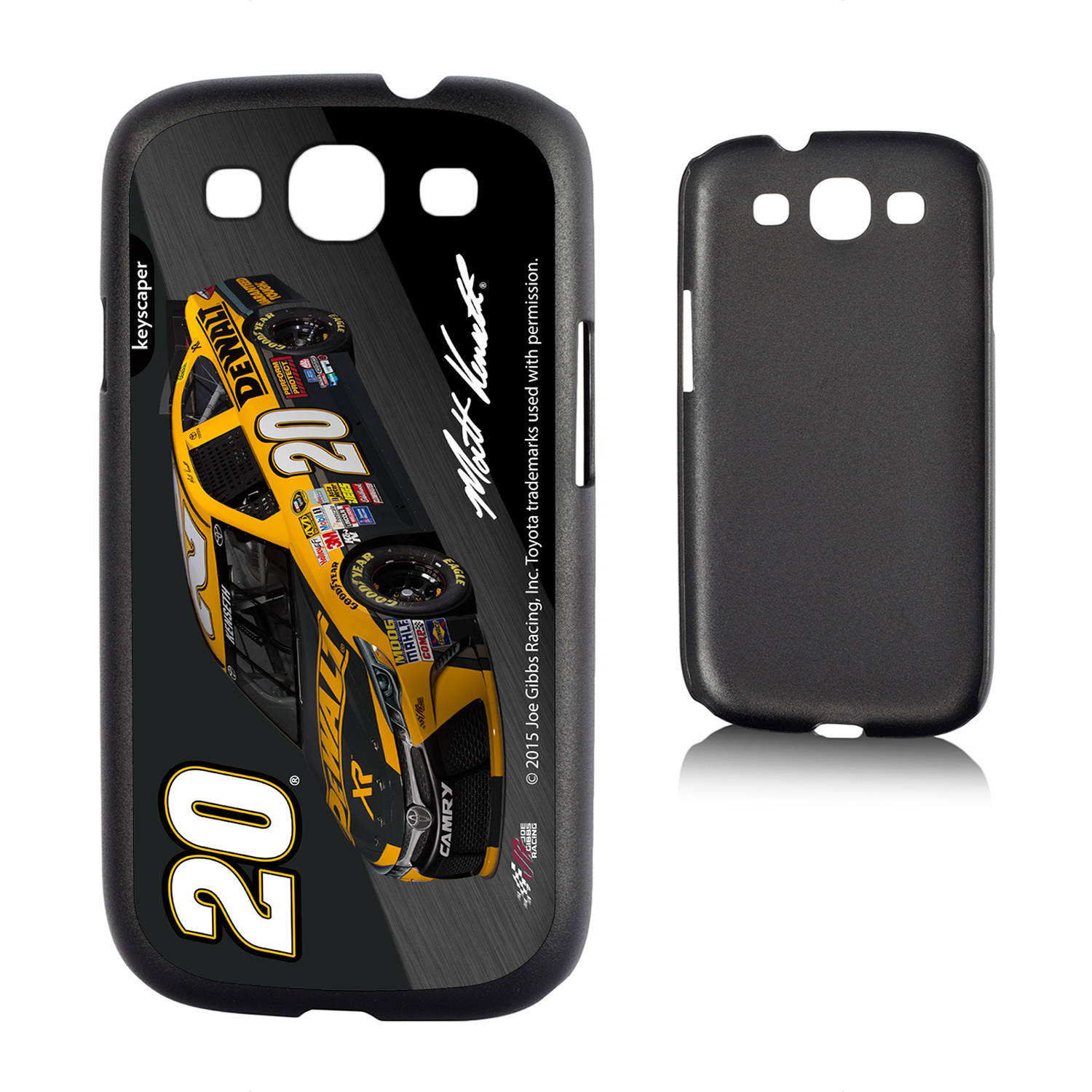 Matt Kenseth #2 Galaxy S3 Slim Case