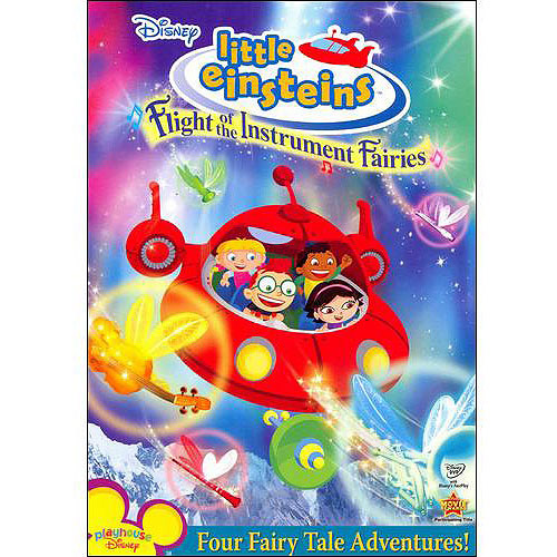 Disney's Little Einsteins: Flight Of The Instrument Fairies (DVD)