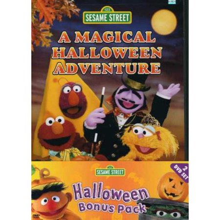 Sesame Street: Halloween Bonus Pack