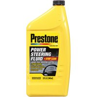 Prestone Power Steering Fluid Plus Stop Leak, 32 oz