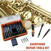 Musical Instrument Repair Tools Saxophone Flute Tools Clarinet Maintain Tool Kit