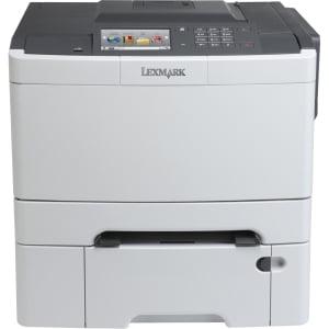 Lexmark CS510dte - printer - color - laser