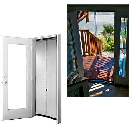 bug off instant screen door with bug off instant screen 30 x 80. Black Bedroom Furniture Sets. Home Design Ideas