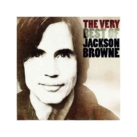 Very Best of Jackson Browne (CD) (Remaster) (Jackson Browne Rock Elite Best Of Jackson Browne Live)