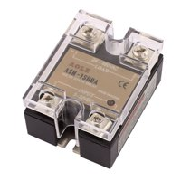 ASH-150DA 3-32VDC to 480VAC 150A Single Phase Solid State Relay DC to AC relay