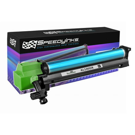 SpeedyInks - Compatible AL-100DR Drum for Sharp AL-1655CS AL-1651CS AL-1642CS AL-1641CS AL-1631 AL-1551CS AL-1540CS AL-1530CS AL-1451 AL-1340 AL-1250 AL-1215 AL-1200 AL1041 AL-1020 AL1010 AL-1000