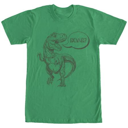 Men's T Rex Roar T-Shirt (Roaring 20s Mens Clothing)