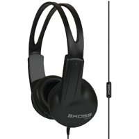 KOSS 184515 UR10i On-Ear Headphones with Microphone