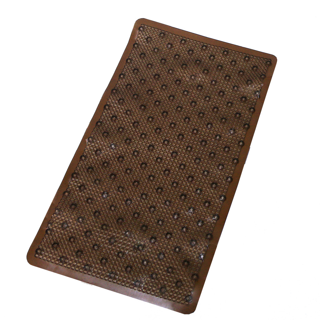Premium Non-slip Bathtub Mats with Ultra Secure Suction Cups