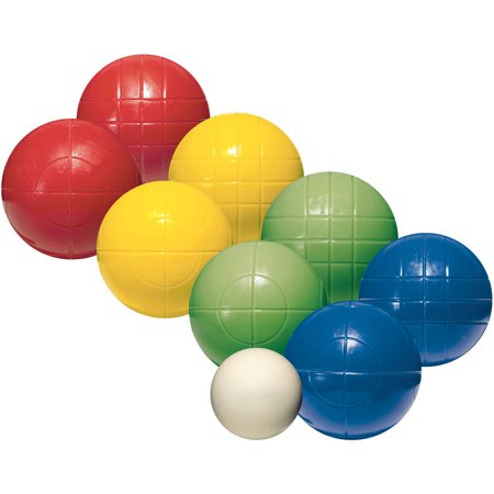 - Franklin Sports Recreational 90mm Bocce Set