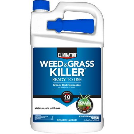 Eliminator Weed & Grass Killer III Ready-To-Use, 1