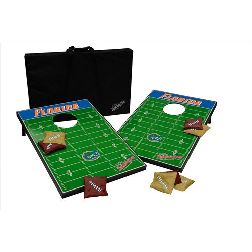 Tailgate Toss NCAA 10 Piece Cornhole Game Set