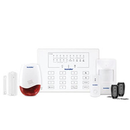 SECURITYMAN SEC-AIR-ALARMIIM D.I.Y. Wireless Smart Home Alarm System