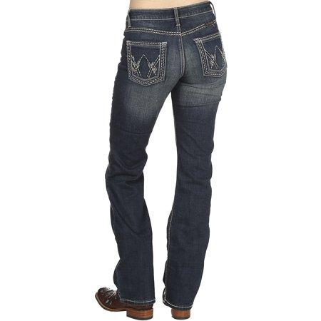 61fa49cfb49 Wrangler - wrangler apparel womens shiloh ultimate riding jeans -  Walmart.com
