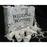 72 Wedding Theme Confetti Wedding Poppers
